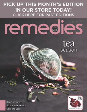 remedies magazine archive